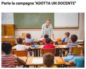Adotta un docente