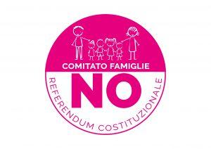 Logo Famiglie per il NO